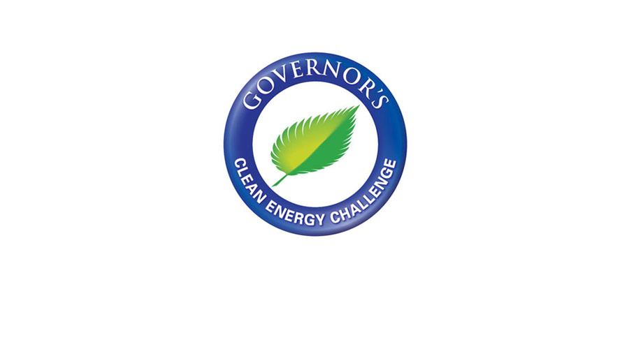 Government Clean Energy Group Logo Identity